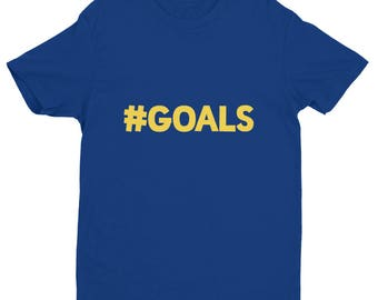 Goals Short Sleeve T-shirt