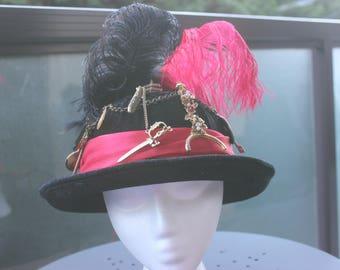 Bowler top hat