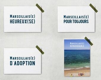 Set postcards. OM (E)