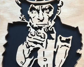 Portrait Uncle Sam