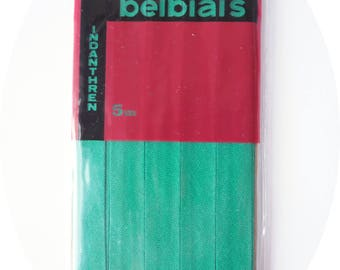 bias cotton Belbiais 5 m - Green