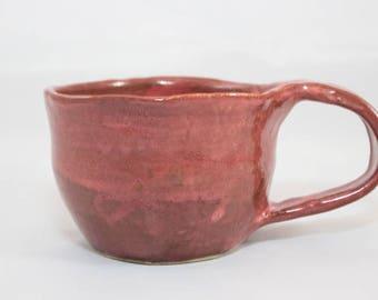 Texas Two Step Red Mug