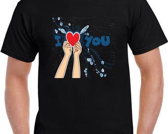 Valentines Day Viny  Shirts T Shirt