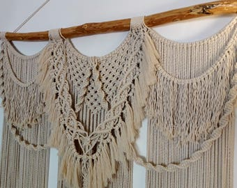 Macrame wallhanging #1 / homedecor / handmade