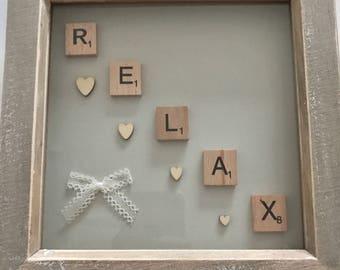 Relax Box Frame