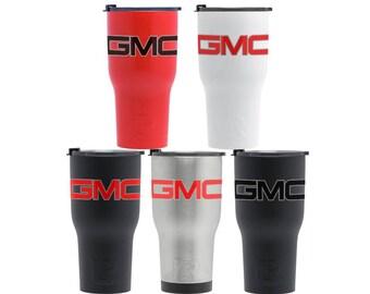GMC Gifts GMC Owner Gifts  Gmc Tumbler Gmc Fan Gift Gmc Emblem Gmc denali gifts gmc Sierra Gifts Duramax gifts Gmc Cup Gmc present Gmc RTIC