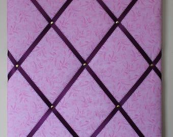 Pink Memory Board