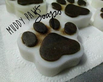 Muddy Paws Soap Bar