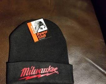Milwaukee power tools hat