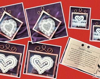 6 peice Valentine's Day Hearts Assortment