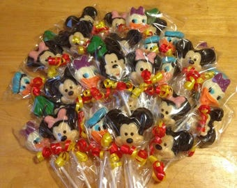 Mickey Mouse Clubhouse Lollipops