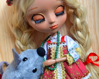 OOAK Pullip Custom girl LPWVR Berenika