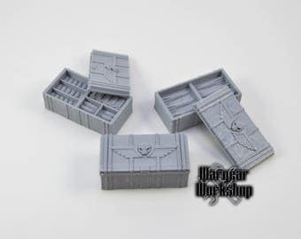 Scatter Terrain: Ammo Crates