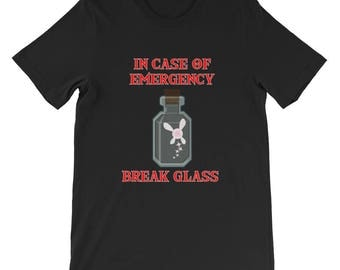 Incase of Emergency, Break Glass