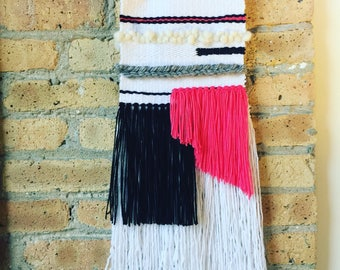 Wall Decor, Wall Hanging, Weaving, Tapestry