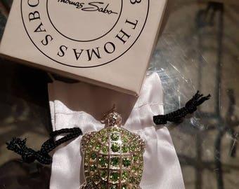 A genuine Thomas Sabo tortoise pendant