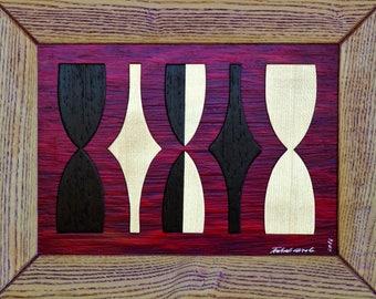 Decorative Design Art Objects Rule