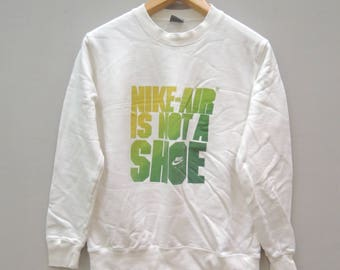Vintage Nike Air Pull Over Sport Sweatshirt Size M