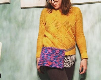 Knitted Fanny Pack