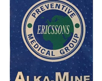 Ericssons Alka-Mine Coral Calcium Sachets, Minerals, Water additive