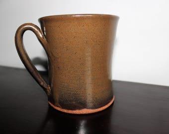Large Curved Mug