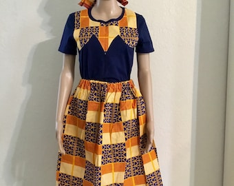 Woman African Dresses
