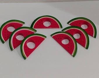 Watermelon / Napkin Rings / Holders