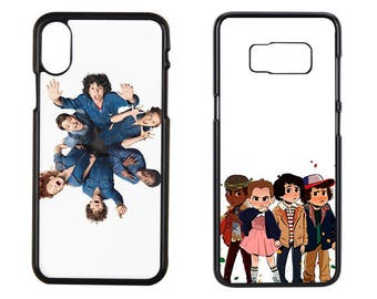Stranger Things Phone Case x , Stranger Things Iphone x Case, Stranger Things Phone Case, finn wolfhard Phone Cace, Samsung Galaxy S8 Case