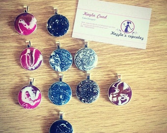 New necklace editions