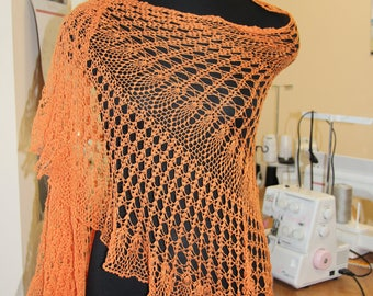Shawl Women Knitting Lace Fashion Style Summer Gift