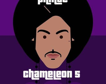 prince chameleon volume 5 cd