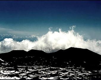 Cloud Wave - Mauna Kea, Big Island of Hawai'i