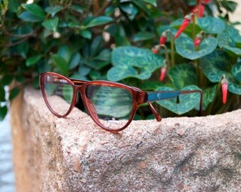 SAPHIRA - mod. 4177 - New old vintage frame from 80s