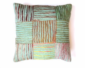 Cushion, approx. 50/50 cm.