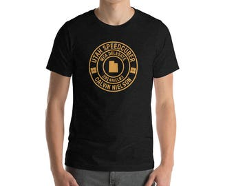 Calvin Nielson WCA Short-Sleeve Unisex T-Shirt