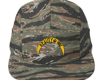 Beauty Way Five Panel Cap