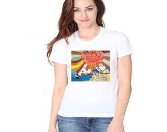 Roller Coaster  Women's T-Shirt