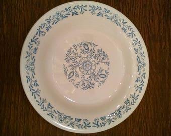 Oxford Blue Floral Dinnerware