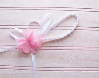 girls baby flowergirl bridesmaid headbands