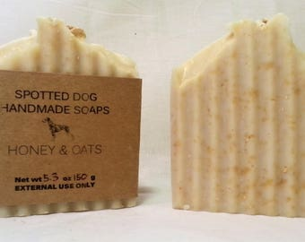 Honey & Oats Bar Soap