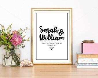 Printable_Wedding_Couple_Poster
