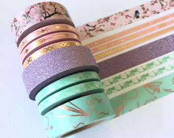 Washi Tape Set: SPRING (Season Collection)