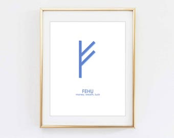 Rune Fehu