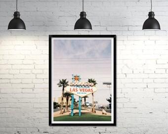 Las Vegas Digital Print