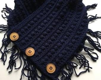 Crochet Malia Cowl