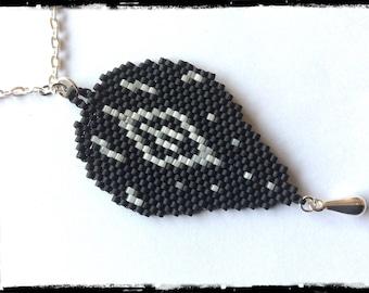 Medallion weaving beads Miyuki