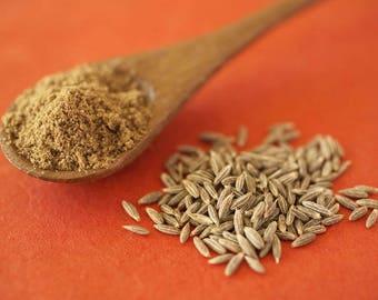 Best Spice, Organic Cumin, Healty Food. (50 gr)