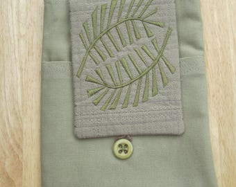Palm Leaves Handbag