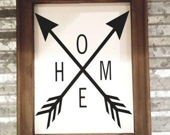 Wood Farmhouse sign!