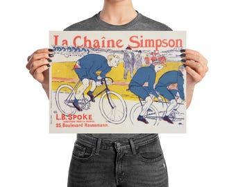 La Chaine Simpson Ad
